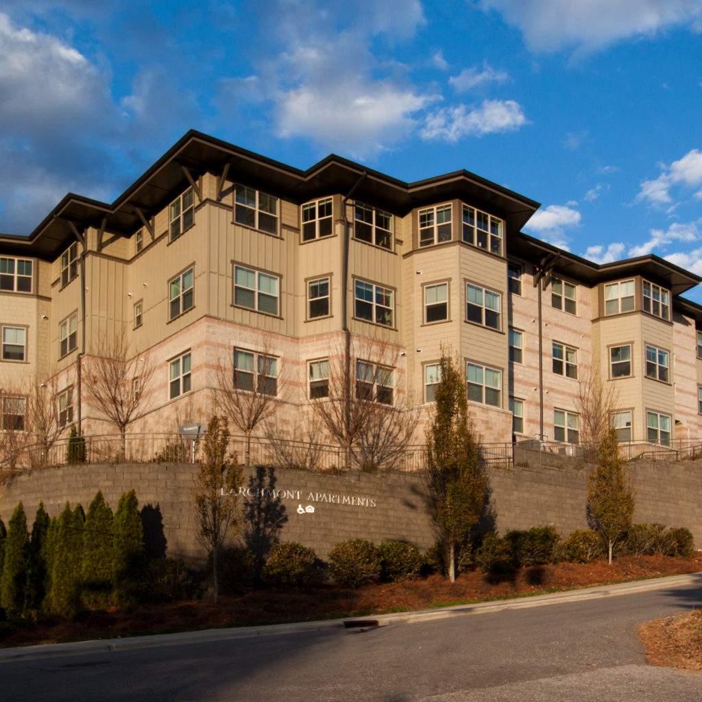 Larchmont Apartments Asheville