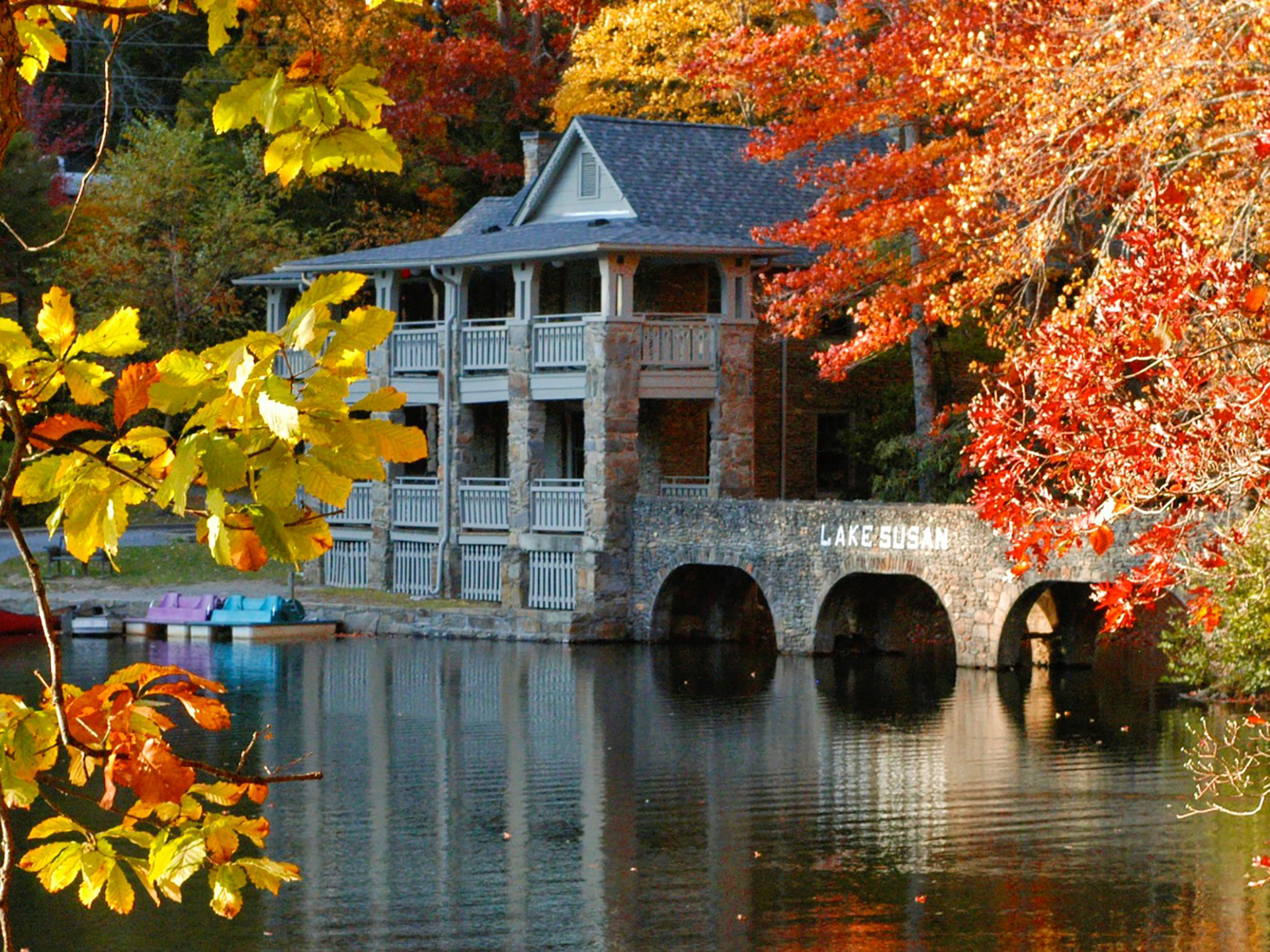 Montreat Conference Center, Asheville Commercial Architect