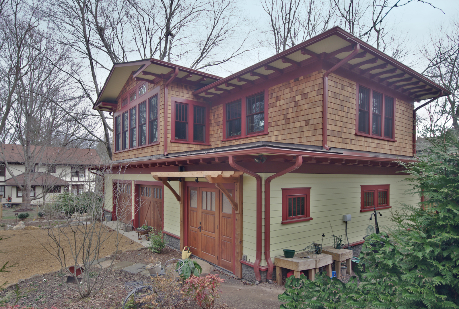 Montford Carriage House