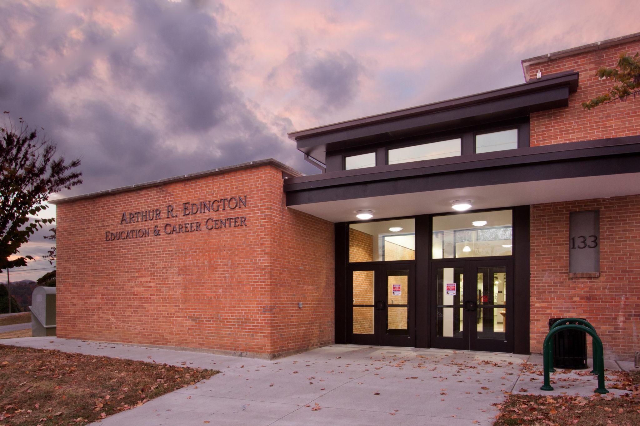 Edington Education Center Asheville Community Architecture