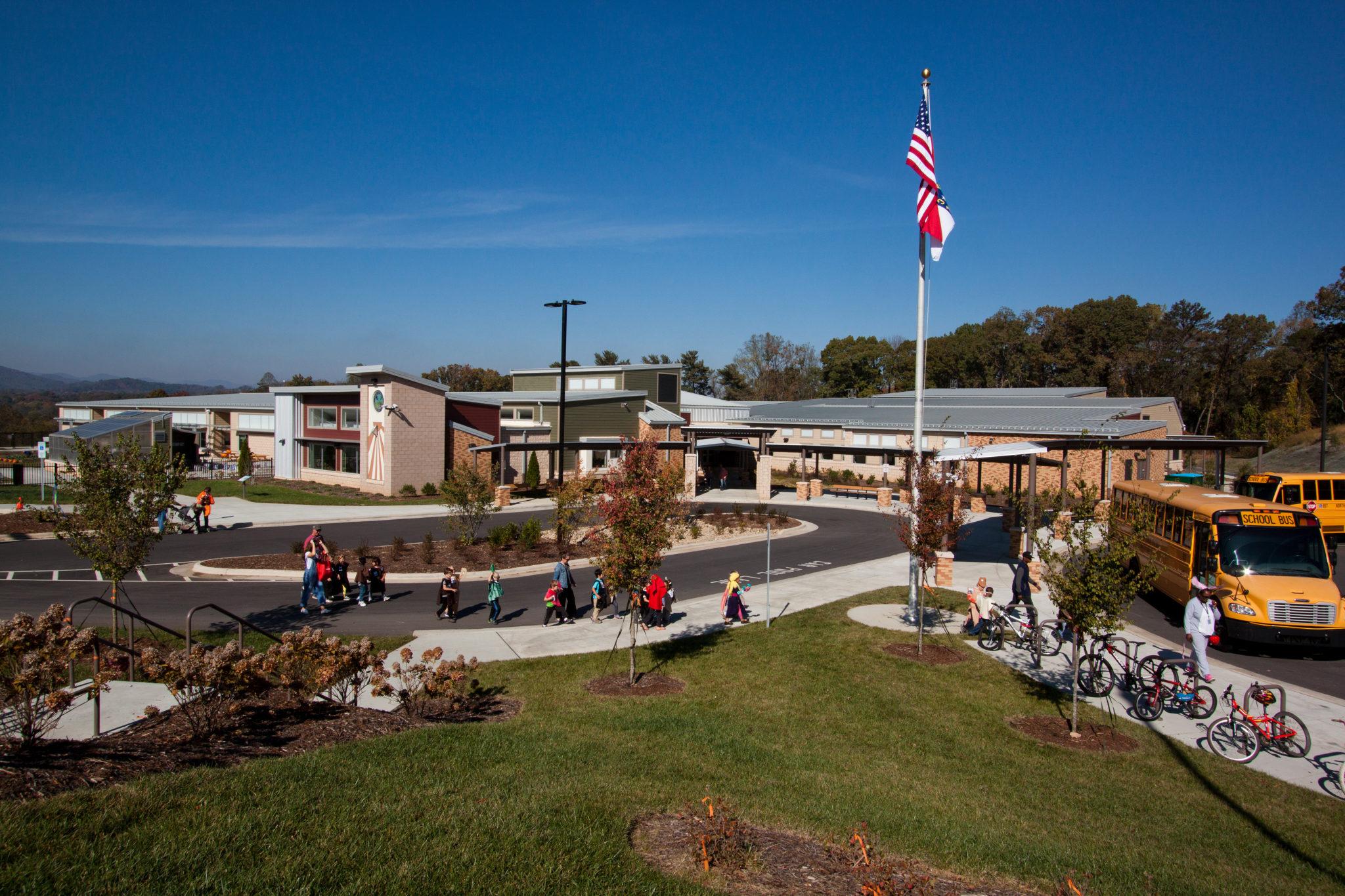 Asheville Education Architectural Design