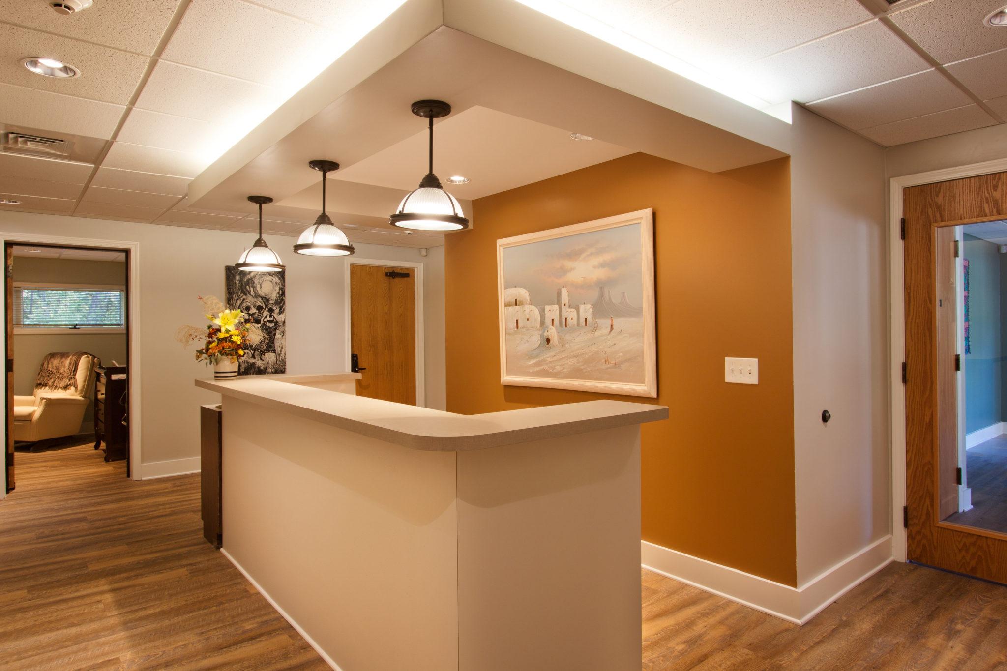 WNC Birth Center Architecture Design