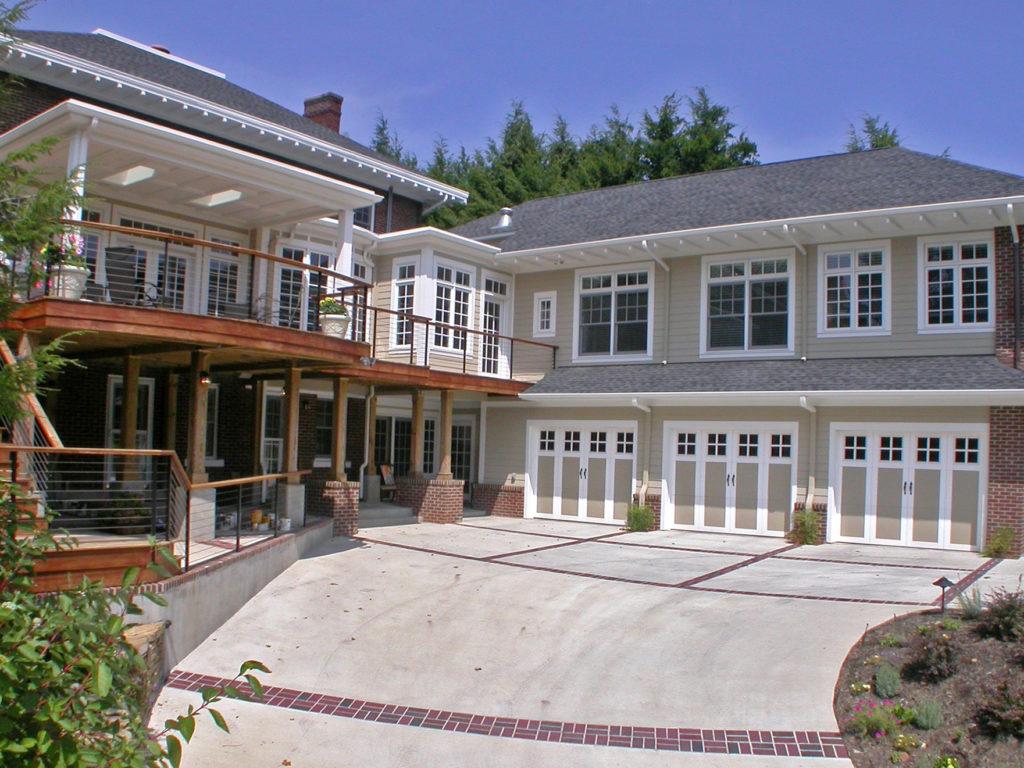 Kimberly Avenue House Asheville Residential Design