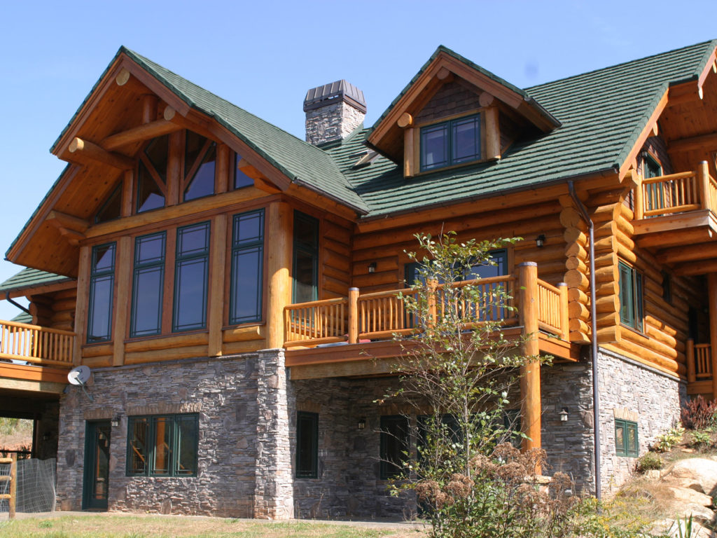 Marshall residential architecture