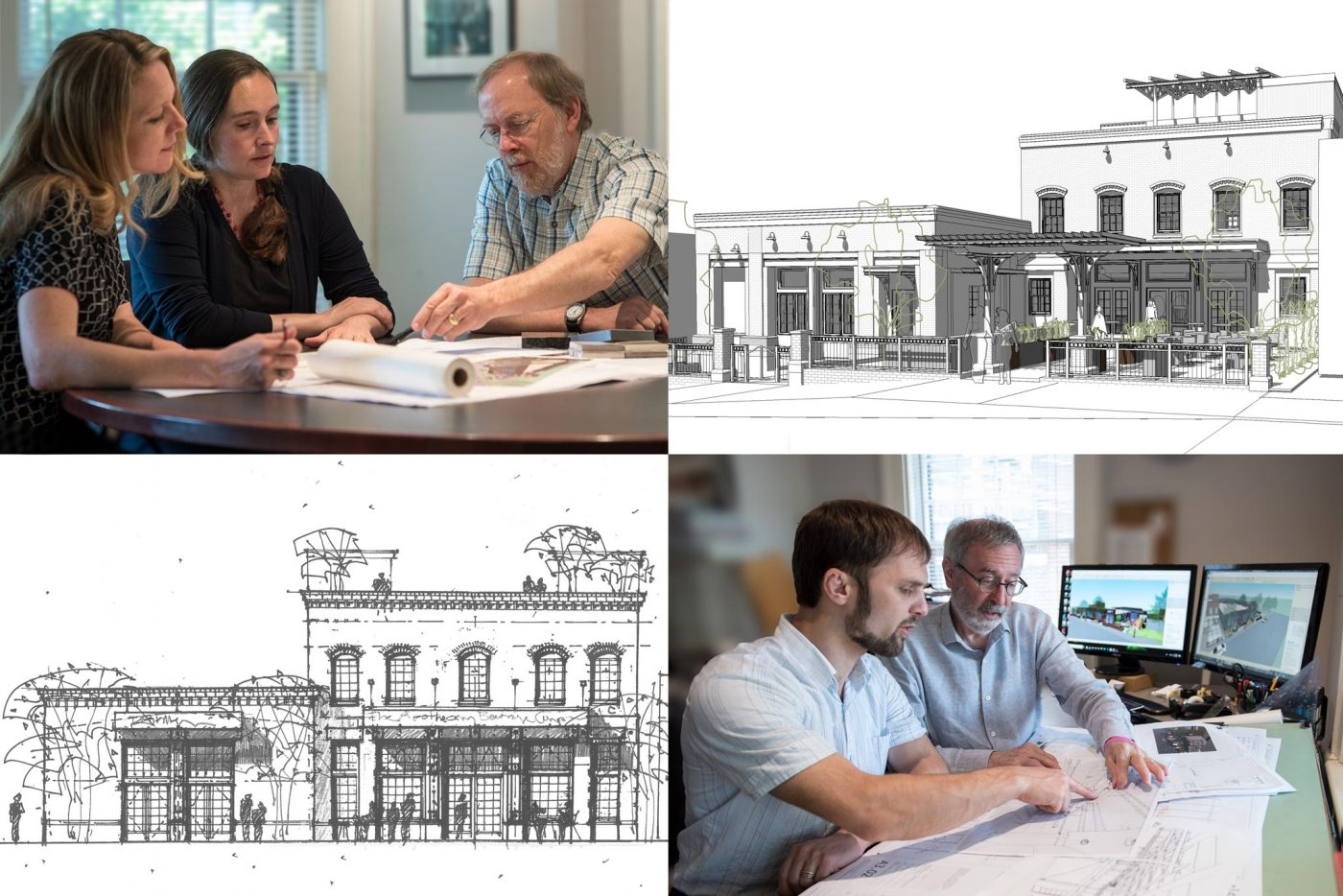Asheville Architect Firm Design Process
